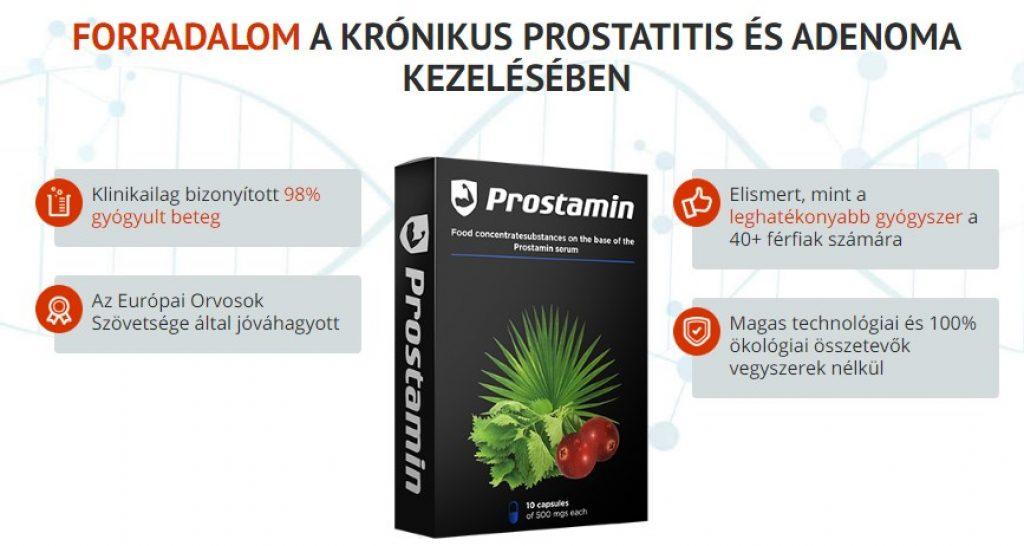 A prosztatitis legjobbja segít