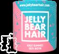 Jelly Bear Hair devuelve elbrillo ylasedosidad detucabello demanera deliciosa