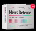 Men's Defence: sradica la prostatite cronica in soli 30 giorni